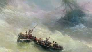 видео Сочинение по картине Айвазовского «Черное море»