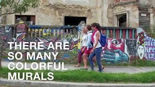 Travelogues: No White Walls