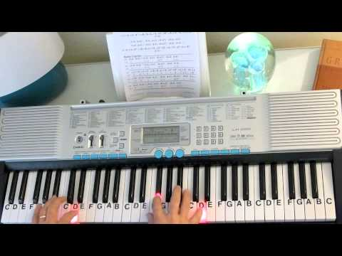How to Play ~ March (From the 'Nutcracker Suite') ~ Tchaikovsky ~ LetterNotePlayer ©