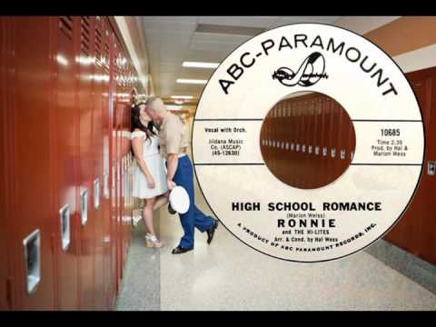 RONNIE & THE HI-LITES - High School Romance (1965)