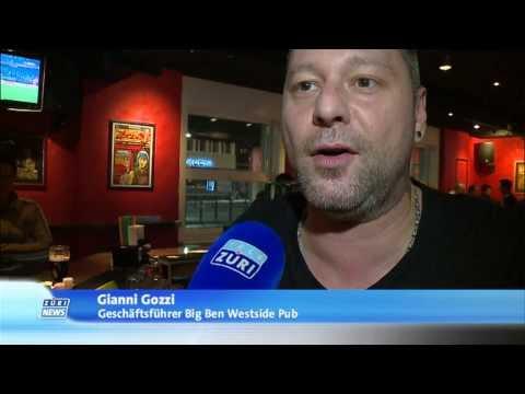 Big Ben Westside - Hamburger Wettessen (Tele Züri)