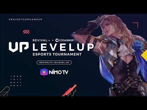 [LIVE FINAL MLBB] NV.ONIC vs EVOS - RevivaLTV • CODASHOP - Level Up! Esports Tournament Grand Final