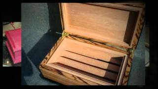 Handcrafted Wooden Boxes | Handcrafted Humidors
