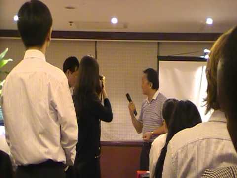 Shanghai Business & Investment Event(Entrepreneurs Meet Investors),Sep.21-Self Introduction 2