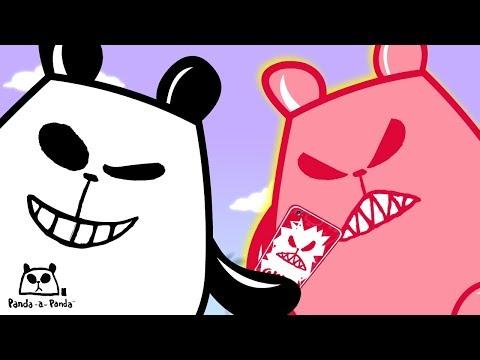 Panda A Panda | Face Swap | Panda Cartoons For Toddlers | Videos For Babies by Kids Tv