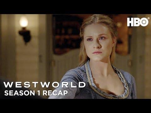 Westworld - Season 1 Recap