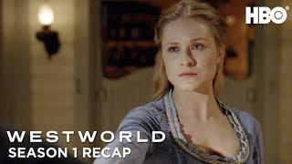 Season 1 Recap | Westworld