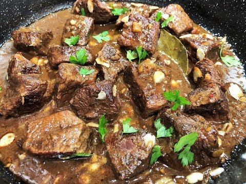 Как вкусно приготовить мясо говядину