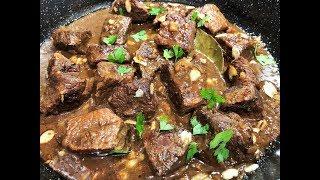 2 Рецепта Как Вкусно Приготовить Говядину. Мясо тает во рту. Beef stew