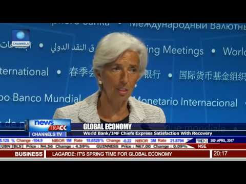 World Bank, IMF Chiefs Express Satisfaction With Recovery Of Global Economy