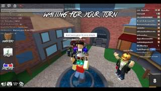 how to drop your HAIR/HATS in any roblox game| roblox MM2