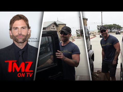 Seann William Scott Gives Us the Worst !  TMZ TV