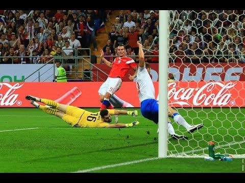 Футбол Россия-Чехия 4-1 классиз YouTube · Длительность: 33 с