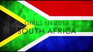 Girls in 2017 (south african version)