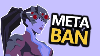 Banned For Playing Widowmaker?! (Overwatch)