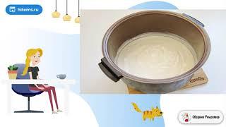 Бисквит для торта в мультиварке Классические рецепты с фото