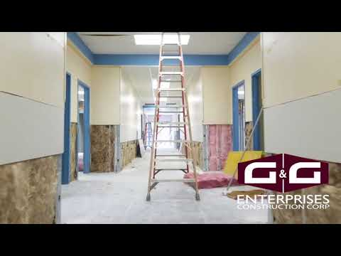 Little Cypress Elementary School post Harvey rebuild