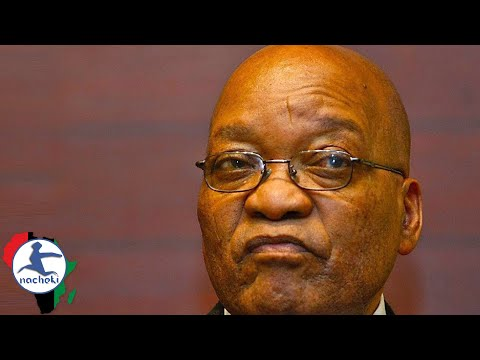 BREAKING NEWS: President Jacob Zuma's Last Words Before His Ouster