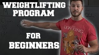 How to Write a Program for Olympic Lifting