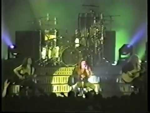 Tesla Full Concert 3/19/1992 Danville Illinois David S Palmer Arena