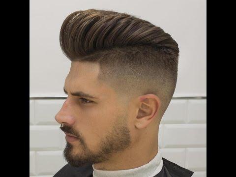 Mens hairstyles 2016.Топовые мужские стрижки 2016 .