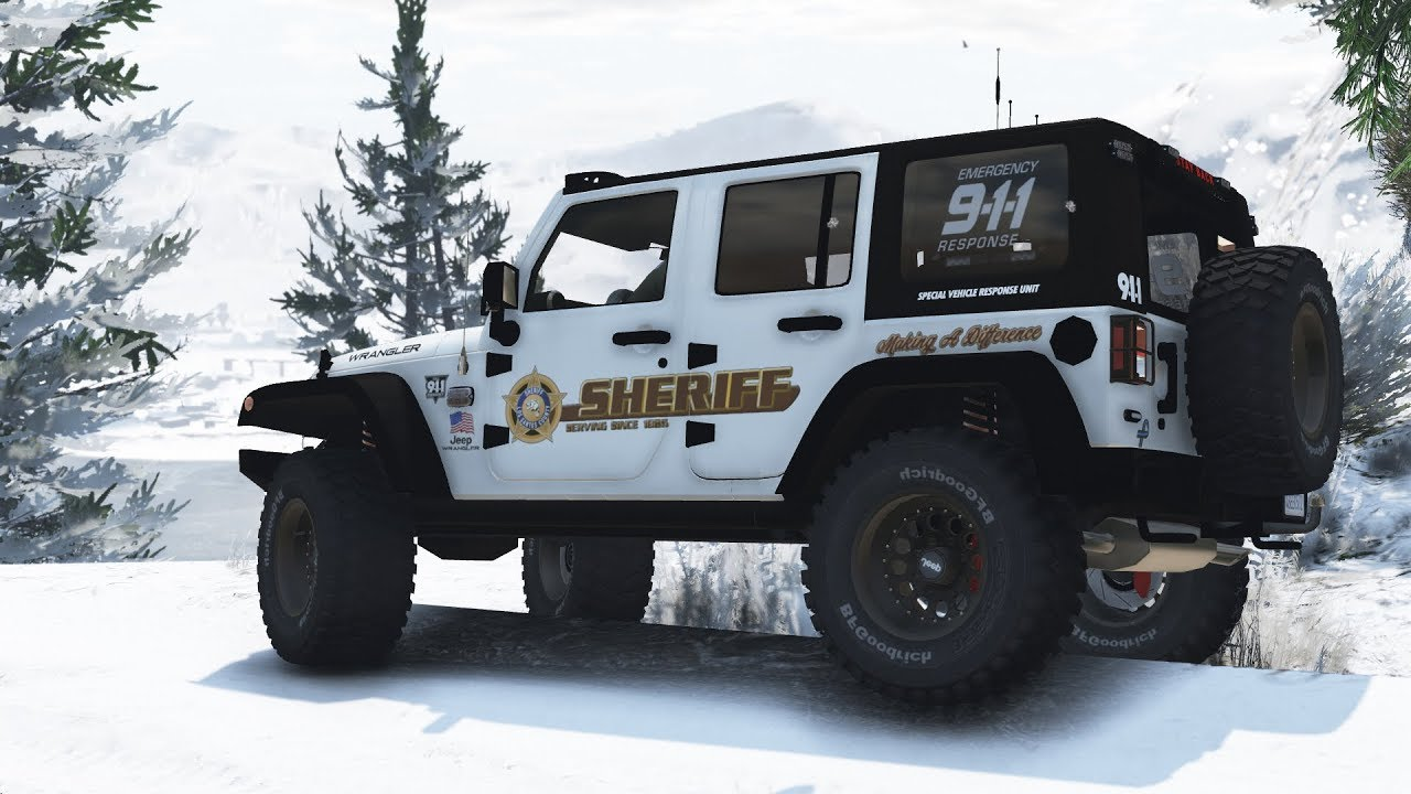 LSPDFR - Day 752 - Ghost