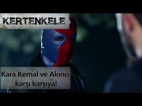 Kara Kemal ve Akıncı karşı karşıya! - Kertenkele