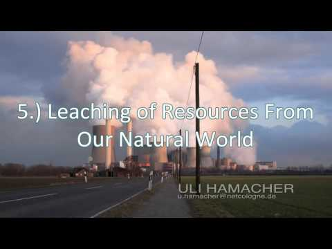 Video Project on EENVI - Industrial Pollution: A look on the Causes, effects, and possible solutions