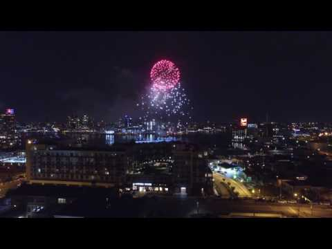 4th Of July Fireworks Baltimore Inner Harbor 2017