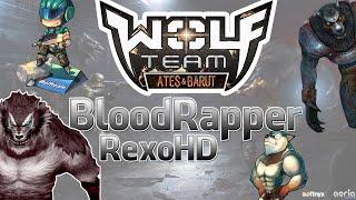 Wolfteam(GamePlay) - w/BloodRappeR,RexoHD #1
