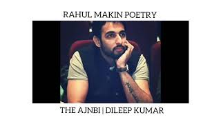 Rahul makin poetry | status
