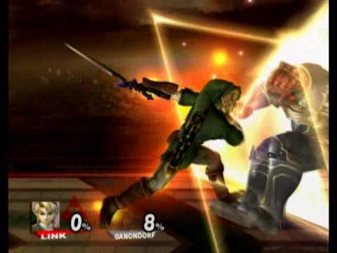 Link final smash