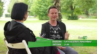 """Raidījums """"Latvijas stāsti. Personības"""" - 01.10. plkst. 21:30"""