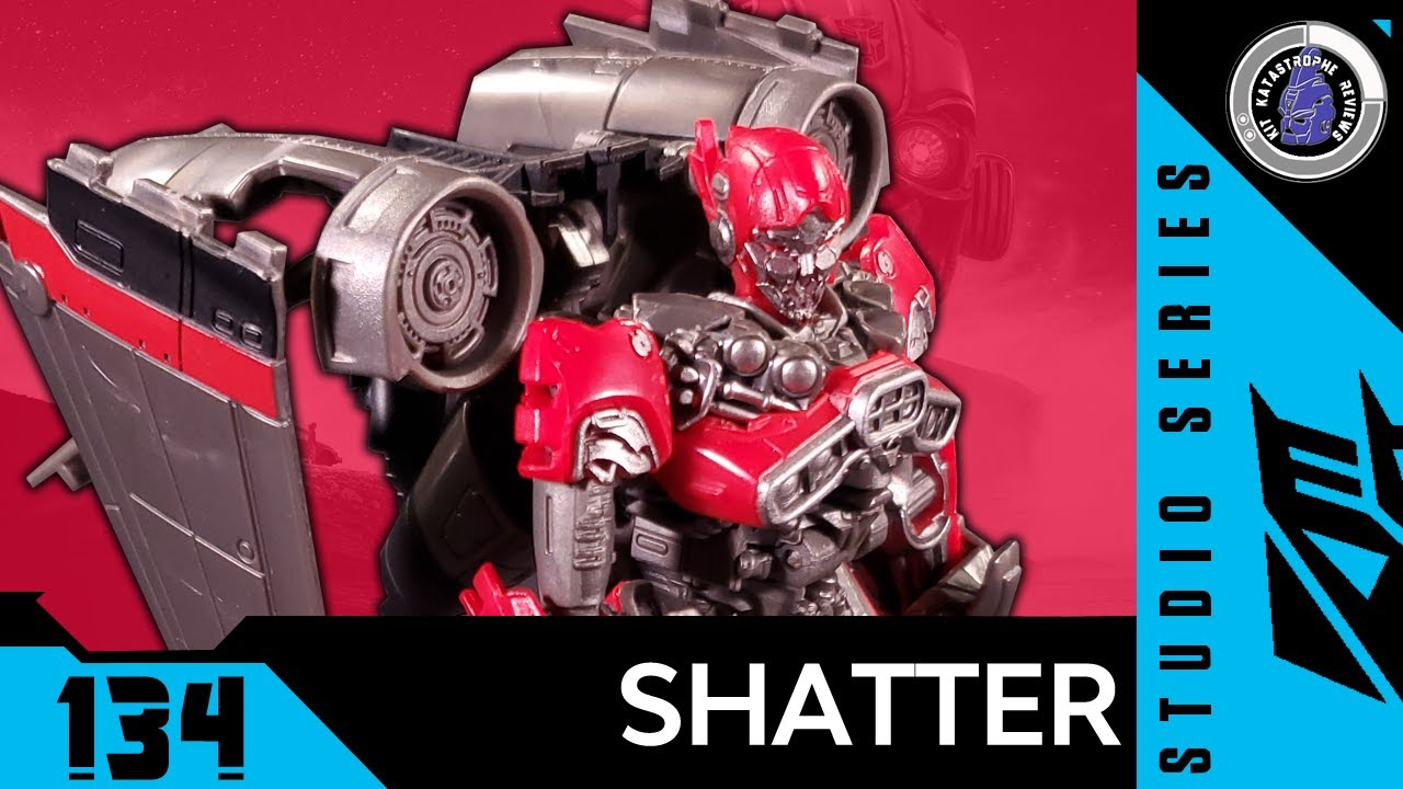 Studio Series SS59 SHATTER Review by Kit Katastrophe