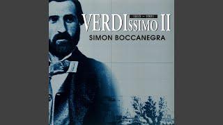 Simon Boccanegra Act III Piango Perche Mi Parla Fiesco Doge