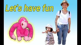 Sunny and Funny - Outside Play - Kids Songs - Magic Me TV