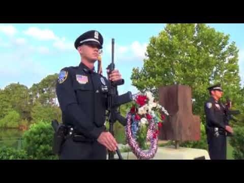 Slidell 9/11 ceremony