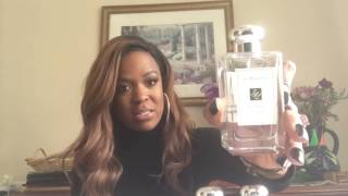 My Top 3 Favorite Jo Malone fragrances