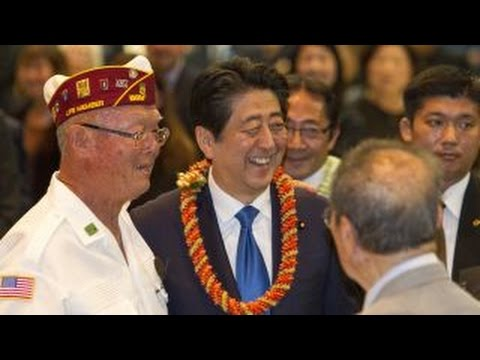 Does Japanese PM owe US an apology for Pearl Harbor attack?