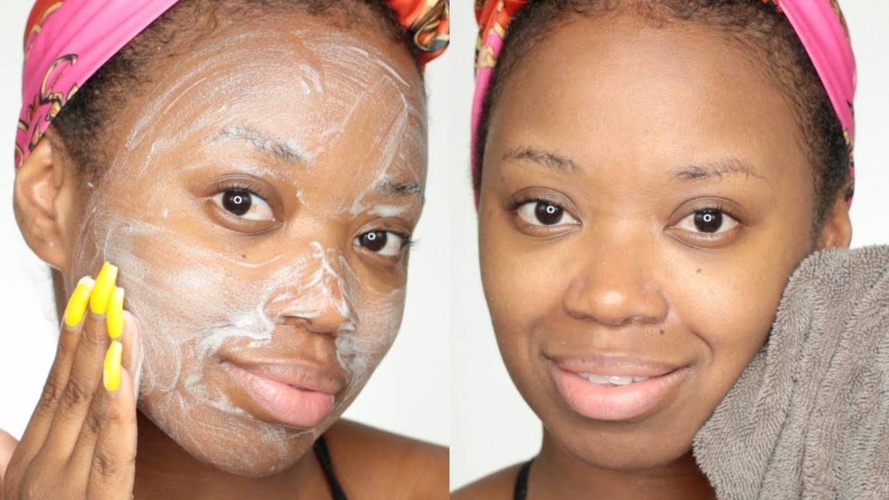 how to get clear poreless skin