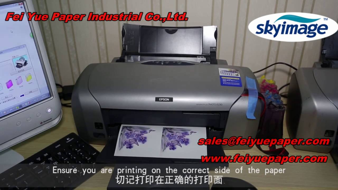 Water slide transfer paper suppliers-3237