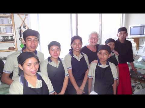 Cook & Affect: Assisting a Vocational Training Culinary Arts Program in Guatemala
