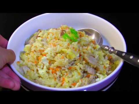 ข้าวผัดหมูหมักใส่แครรอท - เมนูอาหารจานเดียวข้าวผัดหมูหมักใส่แครรอทรสเด็ด