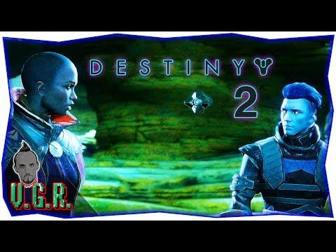 Destiny 2 Campaign: Find Ikora Rey, Mission Sacrilege On Jupiter's Moon Io #9