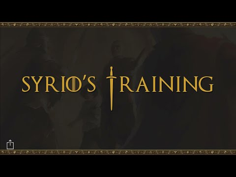 Syrio's Training E01 - Deck Building - Lannister Crossing Part 1
