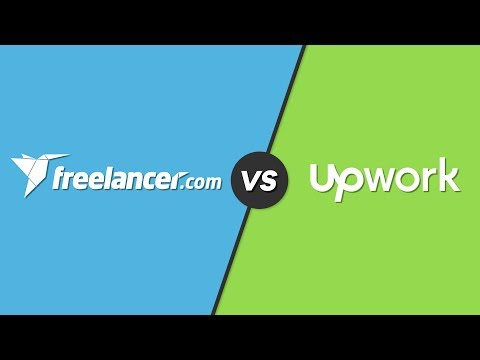 Freelancer vs Upwork - My Personal Experience