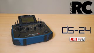A Close Look At The JETI DS-24 Transmitter