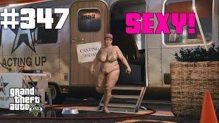 GTA 5 #347 Sexy GTA Girl  Deutsch Let´s Play GTA 5 PS4
