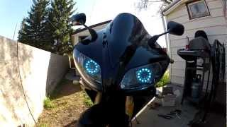 R1 Demon Angel Eyes, Neon Lights