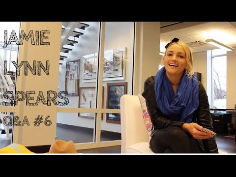 Jamie Lynn Spears  Q&A 6